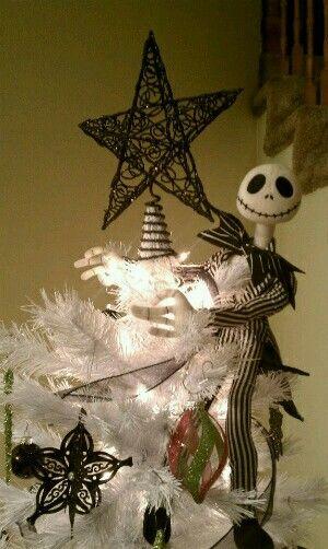 Tree topper | Nightmare before christmas tree, Nightmare ...