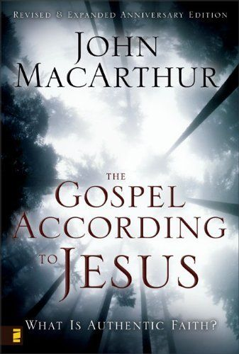 The Gospel According to Jesus: What Is Authentic Faith?, http://www.amazon.com/dp/0310287294/ref=cm_sw_r_pi_awdm_fb.Htb1MQXZ5T