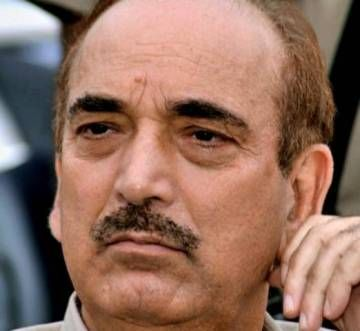India Should Lead In Condemning Israel: Azad