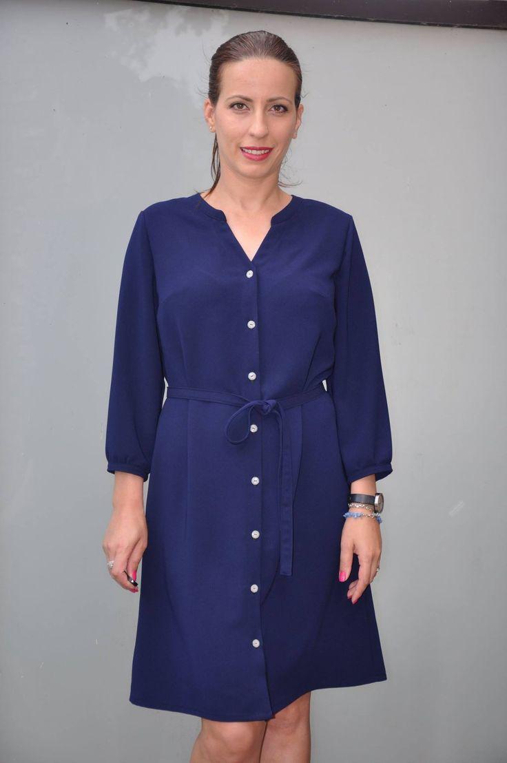 976 besten Sukienki rozpinane z przodu Bilder auf Pinterest ...