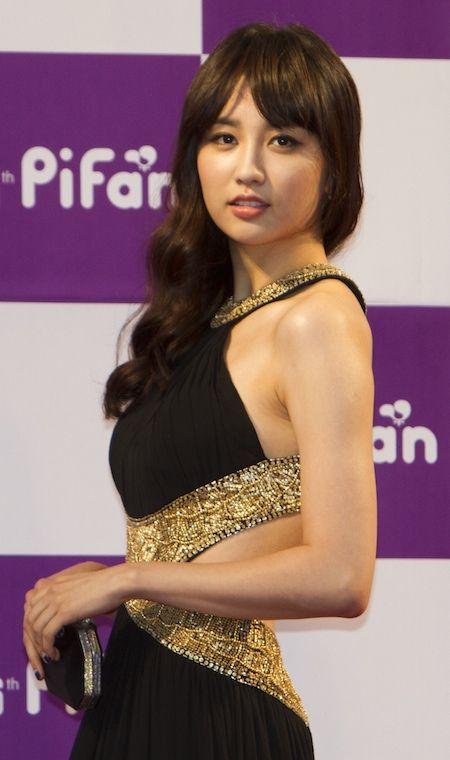 Park Ha-Sun Hangul: 박하선 Birthdate: October 22, 1987
