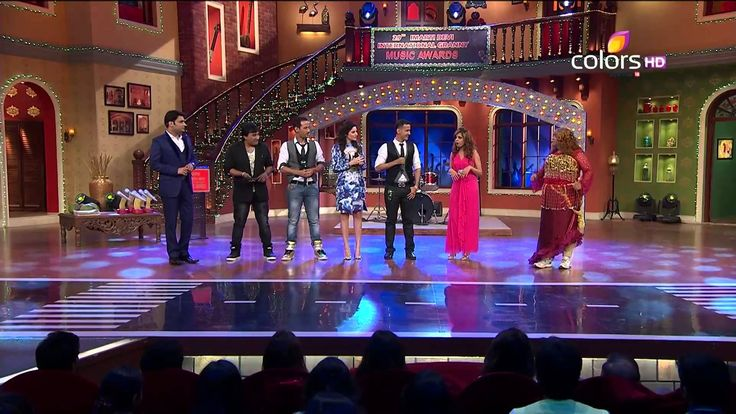 Comedy Nights With Kapil - Sukhvinder Singh - 24th May 2014 - Full Episo...