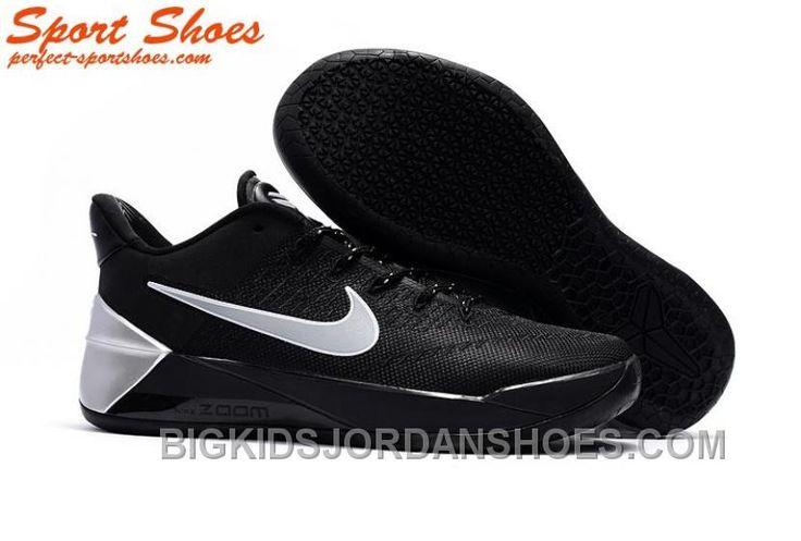 http://www.bigkidsjordanshoes.com/nike-kobe-ad-sneakers-for-men-low-silver-black-authentic-pnifw8.html NIKE KOBE A.D. SNEAKERS FOR MEN LOW SILVER BLACK AUTHENTIC PNIFW8 Only $88.28 , Free Shipping!