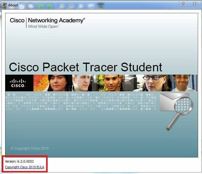 Cisco Packet Tracer 6.2 Student Version for Windows mac Free Download