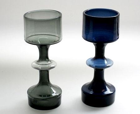 Yhden kukan vaasi vases by Kaj Frank 1960's