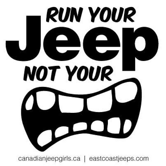 49 Best Images About Funny Jeep Sayings Pics On Pinterest