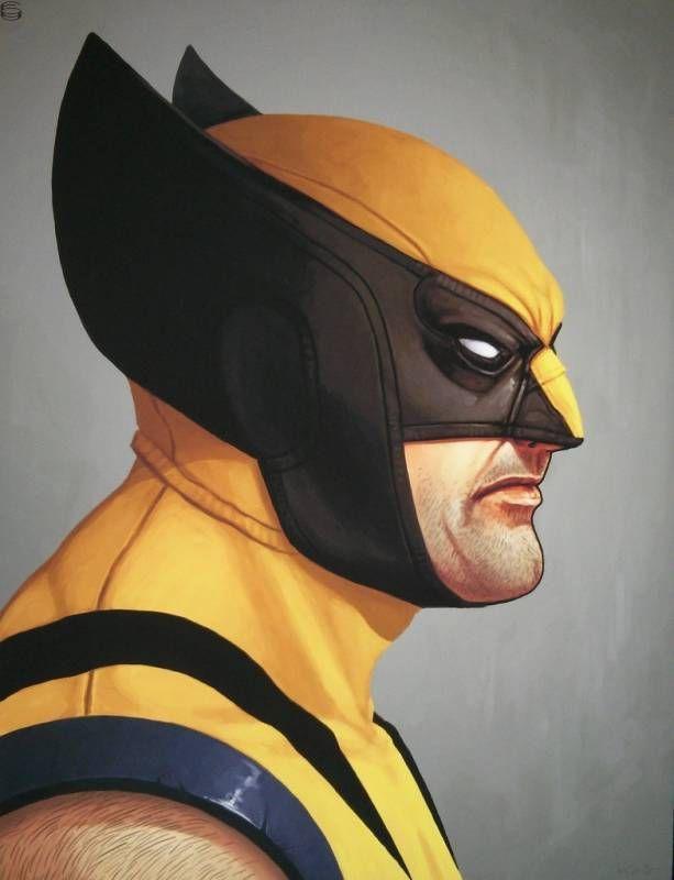 Mike Mitchell x Marvel x Mondo - Wolverine