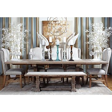 70 best images about slb dining on pinterest credenzas for Z gallerie dining room chairs
