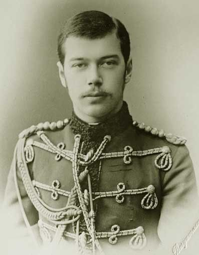 Discuss this idea in relation to the forced abdication of Tsar Nicholas II?