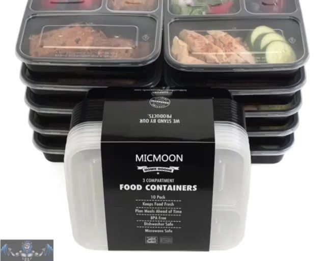 Get your Meal Planning Made Easy!! 50% Off for Limited Time Only. Get yours now from @gymbeastmodeshop @gymbeastmodeshop  With FREE SHIPPING!!  . Click link in their bio  @gymbeastmodeshop . Tag someone to get this for you . These BPA-FREE Microwave Freezer and Dishwasher Safe 3 Compartment Box Lunches is all you need to not fall under the wagon and get your portion control without hassle. . Dont miss the chance Only few hours left! . They Ship Worldwide  .Grab yours now from…