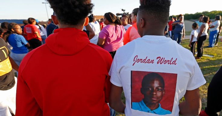 Balch Springs police fire Officer Roy Oliver, who fatally shot Jordan Edwards with rifle