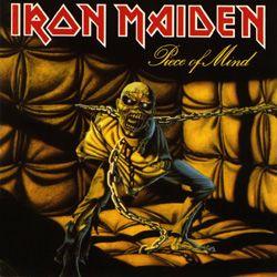 Iron Maiden, Piece Of Mind - 1983