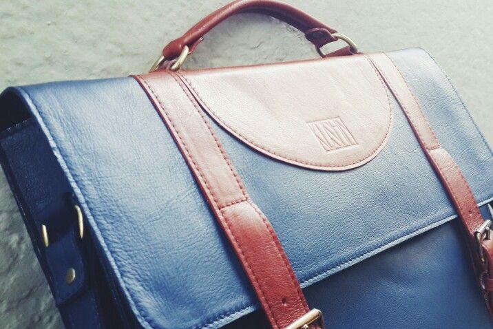 KUSHN satchel.