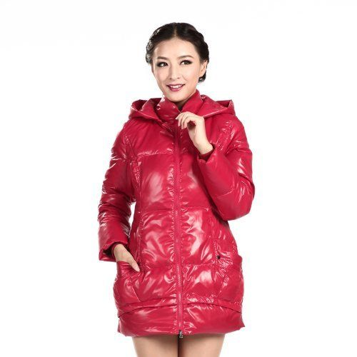 Shangyu Long Women's Winter Hooded Down Filled Jacket Bosideng. $66.60