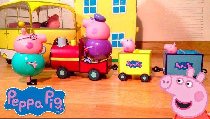 Ютуб видеохостинг свинка пеппа все серии подряд