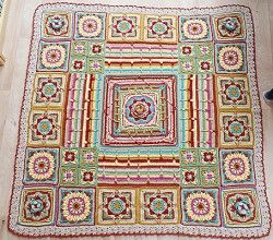 [Free Pattern] This Blanket Is Magnificent!