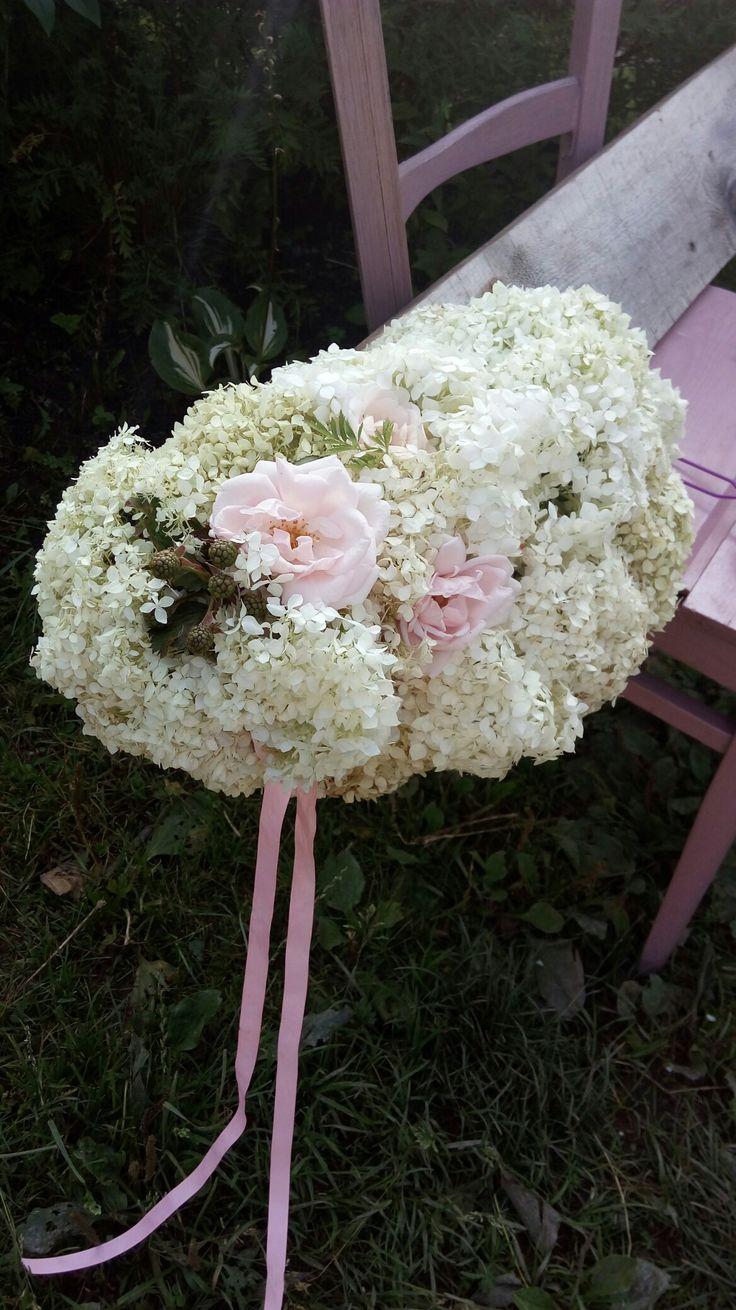 Арка деревенская к свадьбе на природе своими руками