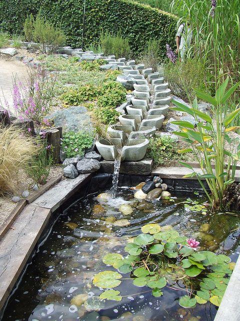 Pi di 25 fantastiche idee su giochi d 39 acqua da giardino su pinterest giochi d 39 acqua fontane - Giardino d acqua ...