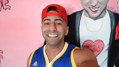 YouTube star Yousef Erakat went from battling bipolar depression to having more than 12 million fans.