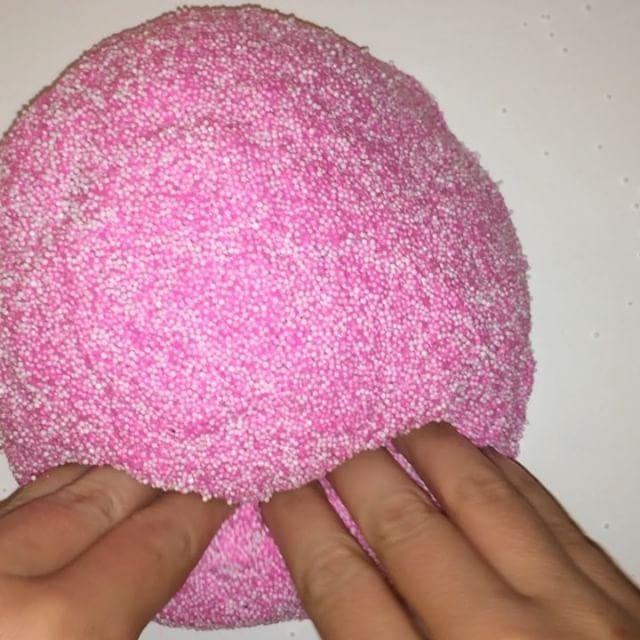 Bubble Gum Floam