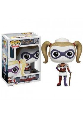 Figura POP Batman Arkham Asylum: Harley Quinn 10 cm