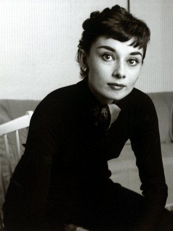 Audrey Hepburn...she went too early....not only was she an amazing actress, I love how she used her talent to eventually do her dream job: UN Ambassador