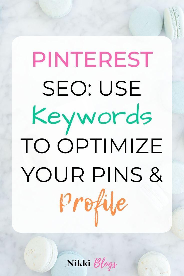 Pinterest SEO-Strategie: So verwenden Sie Keywords auf Pinterest im Jahr 2019