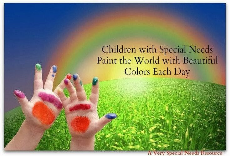 early childhood teacher sayings | Special Needs Quotes Children with special needs