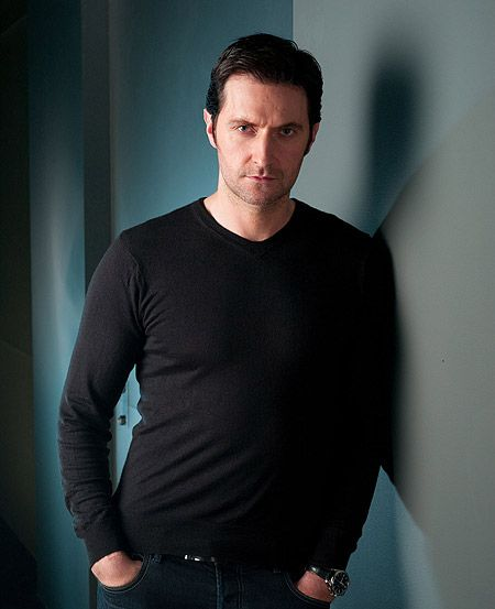 Richard Armitage from North & South -- King of the Smolder-Make that King of the Dwarves!