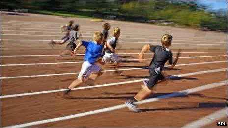 """A 2011 pre-Olympics argument about the """"missed opportunity"""" to get children exercising (BBC)"""