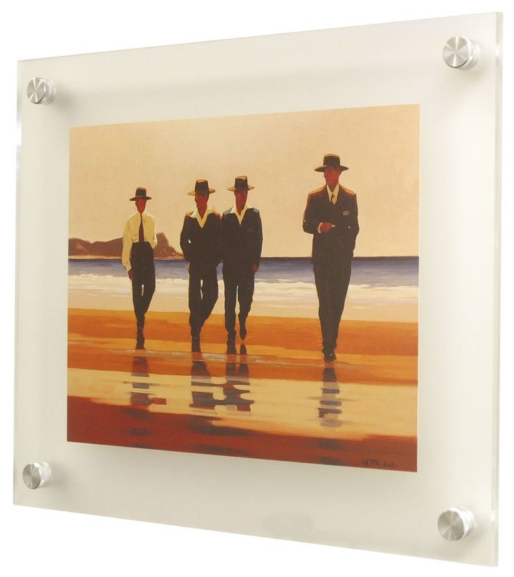 Acrylic Picture Wall Mounts