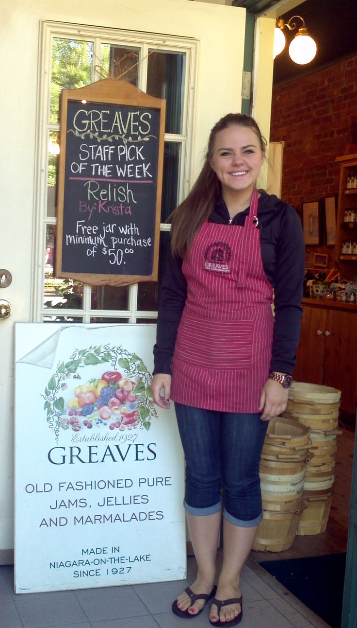 Welcome to our Jam Shoppe!  Open 7 days a week with our special of the day!
