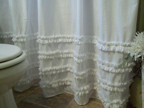 63 best shower curtains curtain panels images on pinterest. Black Bedroom Furniture Sets. Home Design Ideas