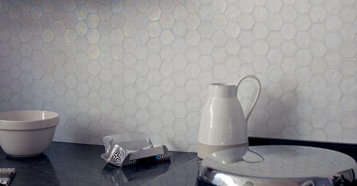 Fired Earth tiles (Splash Back for the kitchen)