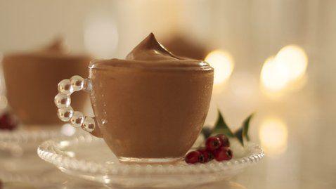 Chocolate Mascarpone Mousse http://gustotv.com/recipes/dessert/chocolate-mascarpone-mousse/