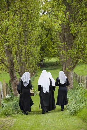 """St. Cecilia's Abbey. """"I prefer going to the West End for Compline at a monastery than to the theatre; I have to restrain myself from jumping off 'buses when I pass a Catholic Church, because I want to greet the Lord before I socialise with others; I prefer Church vigils to night-clubs; I march in rosary processions instead of political rallies."""""""