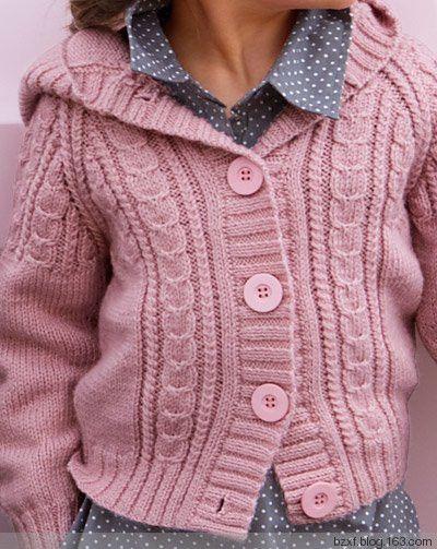 КУРТОЧКА С КАПЮШОНОМ带风帽的大衣 - 编织幸福 - 编织幸福的博客