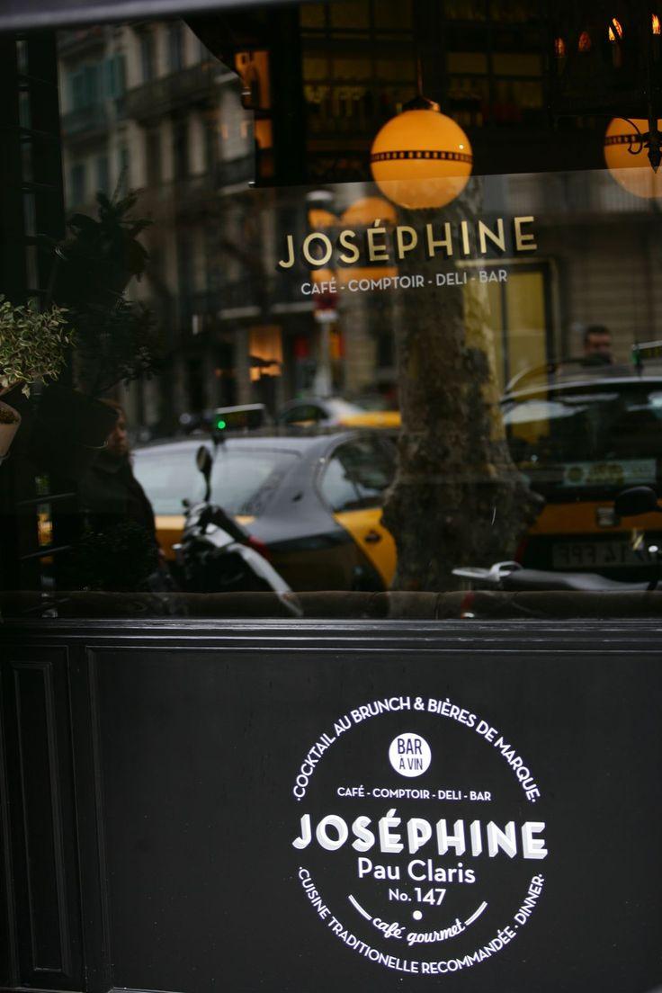 Joséphine   Barcelona lovely decor, but pricey. More at www.bonmoustachehostel.com