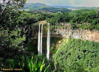 Erre jártam - ezeket láttam: Mauritius - 2001