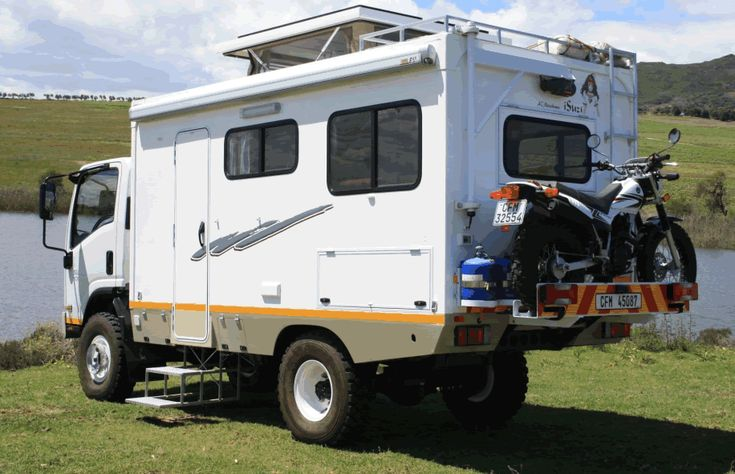 Original 4x4 Motorhomes For Sale South Africa  Autos Post