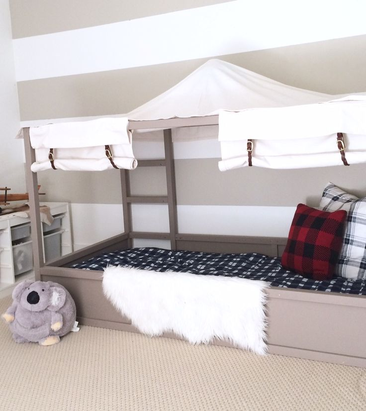 die besten 25 kleinkind himmelbett ideen auf pinterest. Black Bedroom Furniture Sets. Home Design Ideas