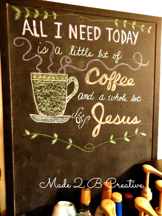 109 best Coffee Bar images on Pinterest | Chalkboards ...
