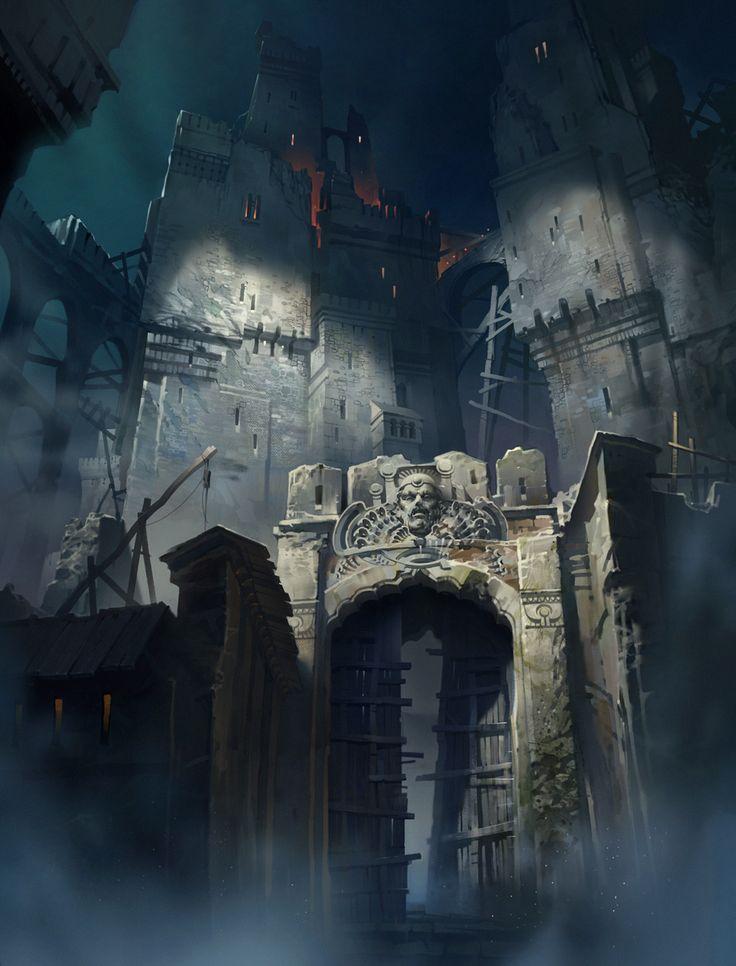 1004 best images about Castle Fantasy on Pinterest | Alan lee ...