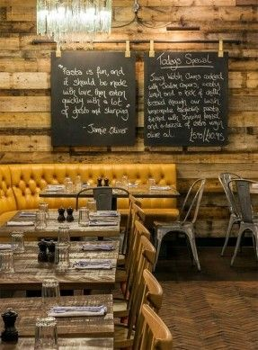 .Love the bright leather seating here. Really muted room but the leather pulls it together and adds a wow!