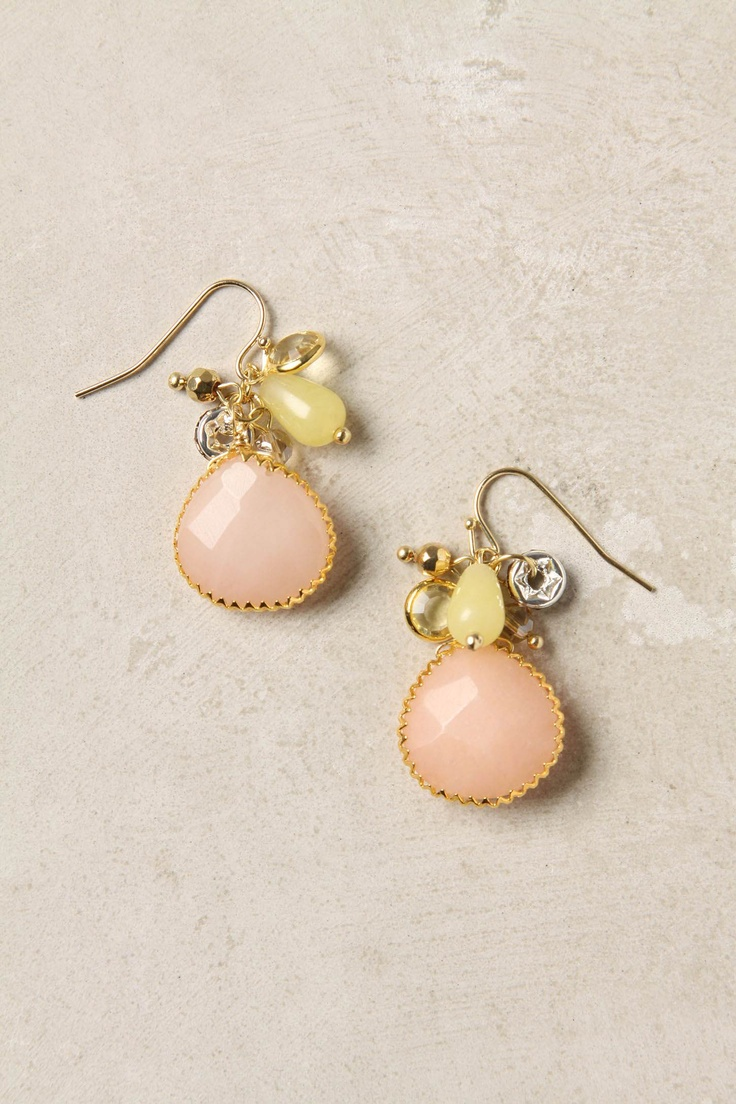 another affordable pair of antrhopologie earrings.