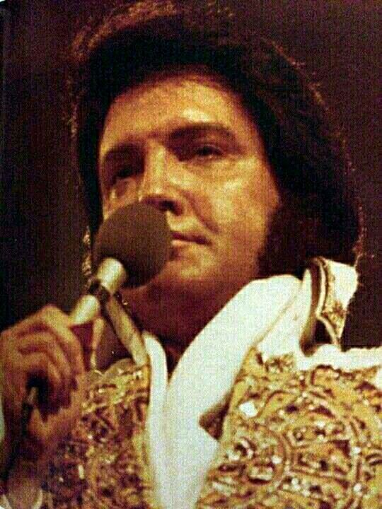 June 19, 1977:CBS films what turns out to be a very sad and weak performance by Elvis Presley at the Omaha Civic Auditorium in Omaha, Nebraska.