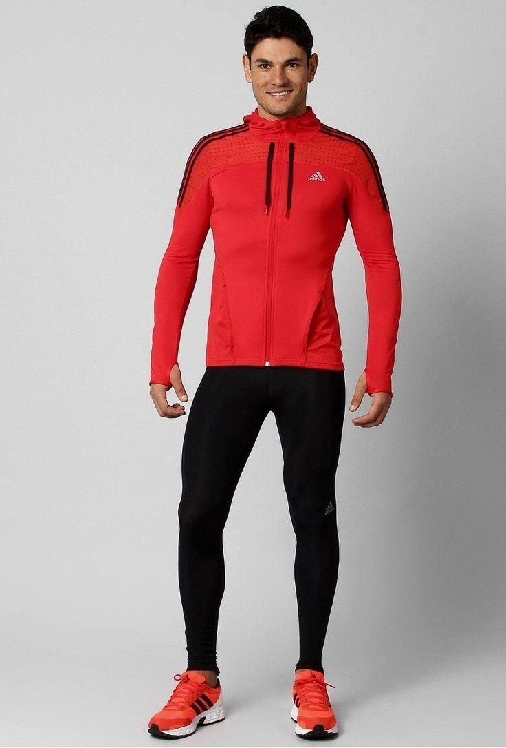 MEN SPORT OUTFIT #menfitness #tights #gym #fitmen #getfit #abs #running