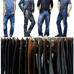 Tipe dan Model Celana Jeans Pria
