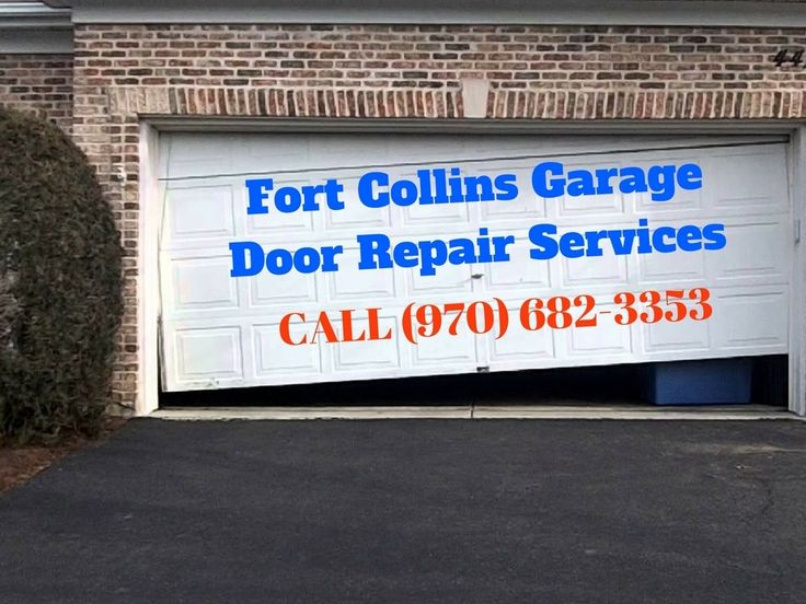 Merveilleux Fort Collins Garage Door Repair Services Contact Mike Garage For A Quote