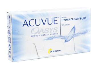 Acuvue Oasys contact lenses delivered right to your door. The best prices for contact lenses guaranteed at Coastal.com